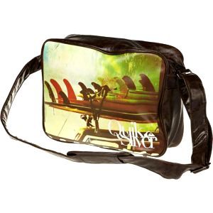 Quiksilver Pánská crossbody taška Just Record Black KPMBA271-BLK