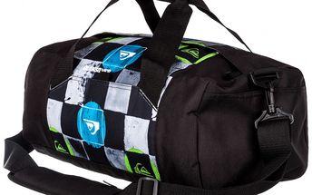 Pánská cestovní taška Quiksilver Small Duffle 25L Lime