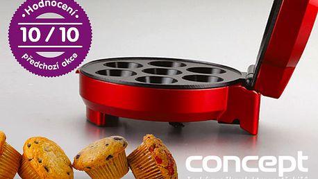 Elektrický muffinovač Concept MF-3030