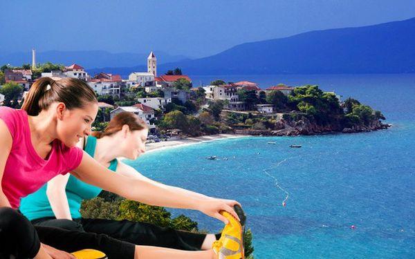 Aktivní dovolená v Chorvatsku - akční nabídka
