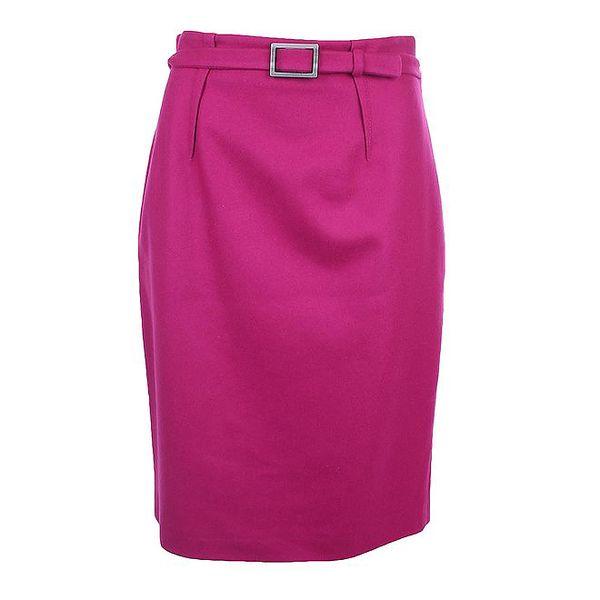 Dámská sytě růžová sukně Pietro Filipi