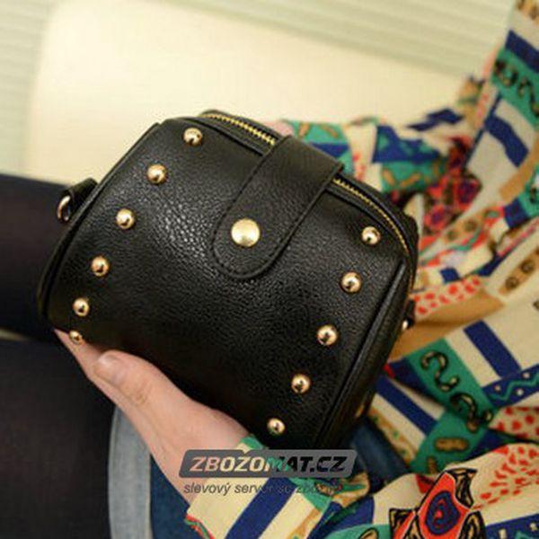 Dámská mini kabelka s přezkou - na výběr více motivů!