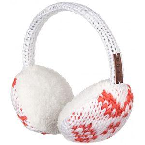 Roxy Klapky na uši White Winter Hot Coral WTWBE074-MKZ0
