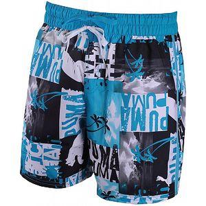 Pánské plavky puma jamaica wave beach shorts