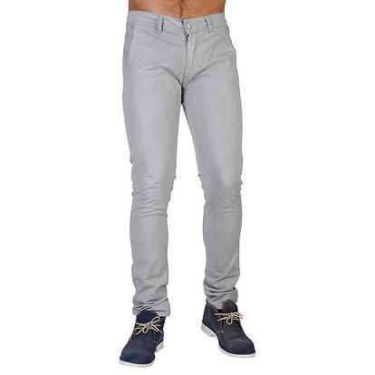Pánské šedé kalhoty Bonavita