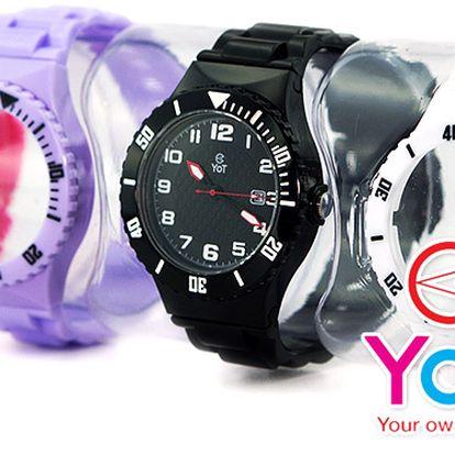 Sportovní unisex hodinky YOT
