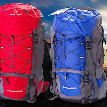 Objemný expediční batoh Snow Wind