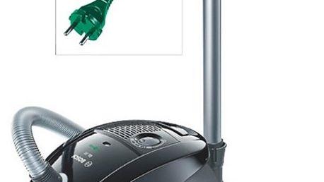 Nejčistší řešení pro alergiky! Hygienický filtrační systém, kterým podlahový vysavač Bosch BSGL 31266 disponuje.