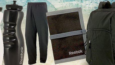 Pestrá nabídka sportovního zboží značky Reebok