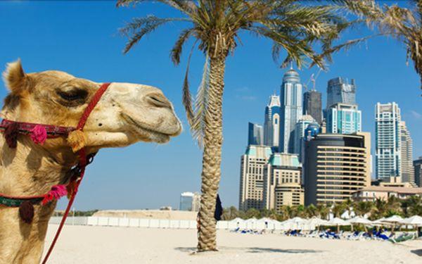Letecký zájezd na 8 dní do střediska Deira-Dubaj s polopenzí. Útulný městský hotel v blízkosti tržnice a obchodního centra. Termín 2.-9.4.2014.