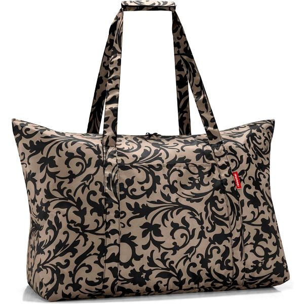 Mini maxi travelbag baroque taupe