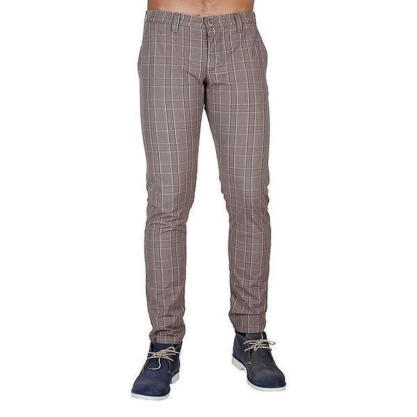 Pánské kostkované kalhoty Bonavita