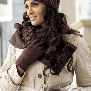 Pohodlné hladké rukavice Ariadna