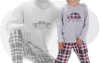 Dětské originální pyžamo Cadillac ze 100% bavlny