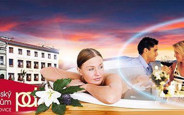 3 nezapomenutelné DNY V ZÁPADNÍCH ČECHÁCH! Ubytování pro 2 OSOBY včetně POLOPENZE již od báječných 1299 Kč! Možno zakoupit WELLNESS variantu s VÍŘIVKOU přímo na pokoji! Užijte si romantiku s báječnou až 59% slevou!