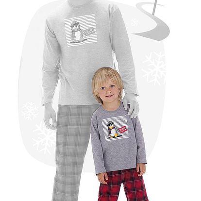 Originální dětské pyžamo Penguin bavlněné