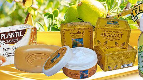 Sada kosmetiky z arganového oleje