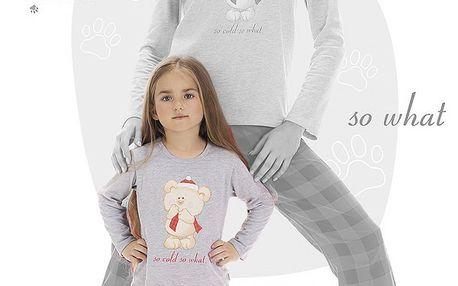 Dětské bavlněné pyžamo Cold