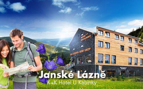 K+K Hotel U Kabinky Jánské Lázně