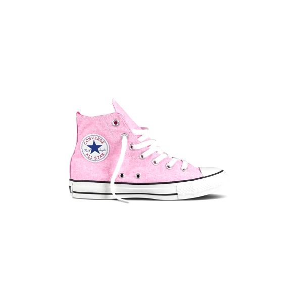 Dámská volnočasová obuv - Converse CHUCK TAYLOR NEON růžová
