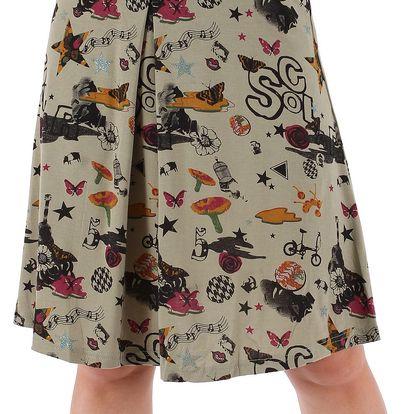 Dámská sukně Smash s širším pasem