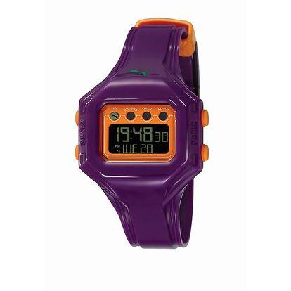 Dámské fialové hodinky Puma
