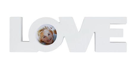 Fotorámeček Love pro všechny zamilované!