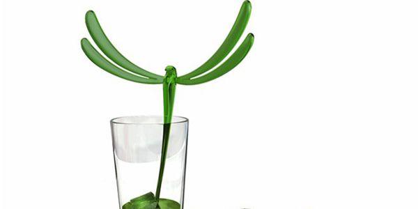Míchátko a designová dekorace na skleničky a poštovné ZDARMA! - 8408700