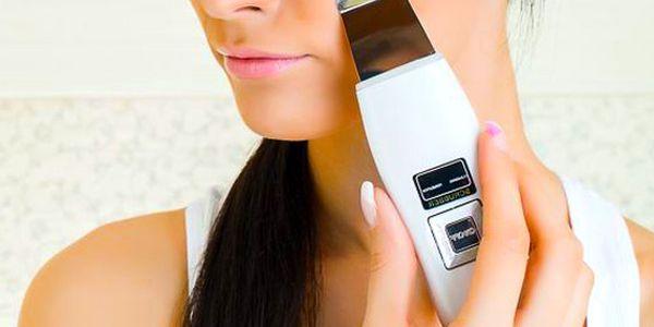 Ultrazvukový čistič pleti Slim4Beauty