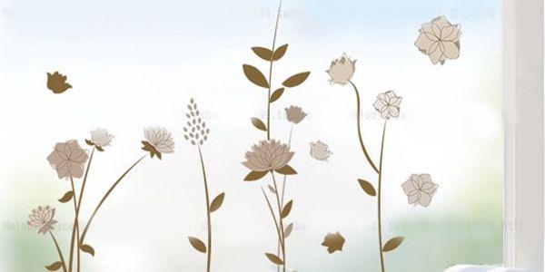Květiny na zeď v decentním provedení a poštovné ZDARMA! - 8308694