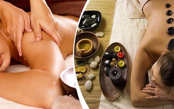 90minutová masáž v salonu Ondřej Lenc – vyberete si sami