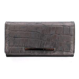 Dámská šedo-černá peněženka Sisley