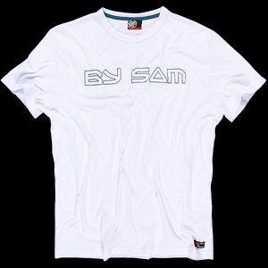 SAM 73 Pánské triko MTA 357 000 - bílá