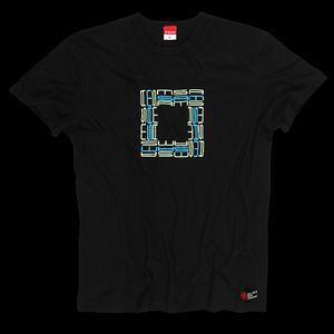 SAM 73 Pánské triko MTA 338 500 - černá