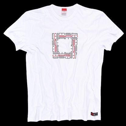 SAM 73 Pánské triko MTA 338 000 - bílá