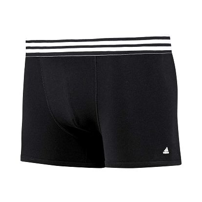 Pánské spodní prádlo adidas ess cut a sewn uw boxer
