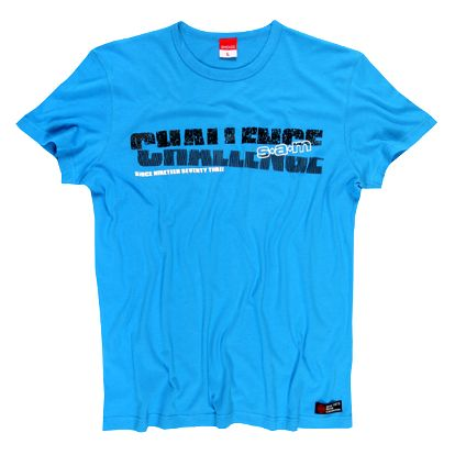 SAM 73 Pánské triko MTA 340 220 - modrá jasná