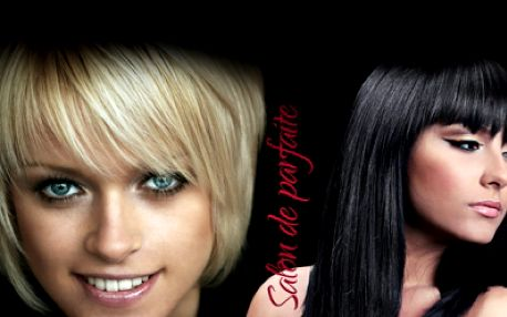 Revoluční 3D STŘIH včetně mytí, foukané a KERATINOVÉHO zábalu za 599 Kč, v exkluzivním studiu Salon de parfaite přímo v centru Prahy, pro všechny délky vlasů!