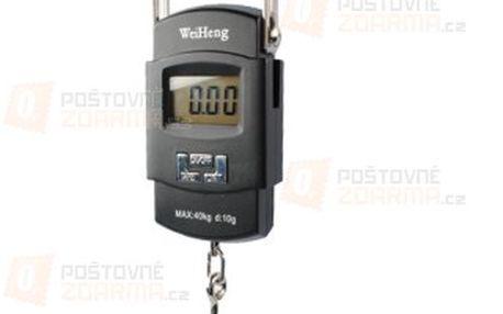 Digitální přenosná váha a poštovné ZDARMA! - 9305761