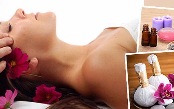 Uvolňující antistresová masáž hlavy