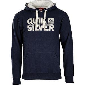 Pánská mikina značky Quiksilver SWEATER SAL tmavě modrá