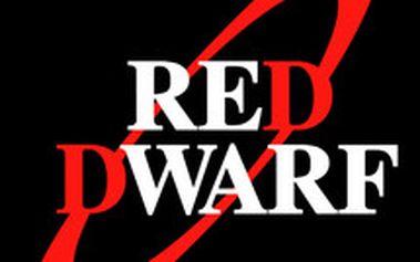 Tričko Red Dwarf - podle britského seriálu Červený trpaslík