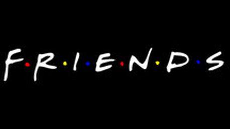 Tričko Friends - navrženo podle stejnojmeného seriálu Přátelé