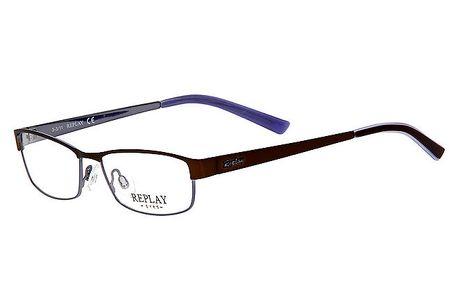 Dámské brýle s jemnými obroučkami Replay