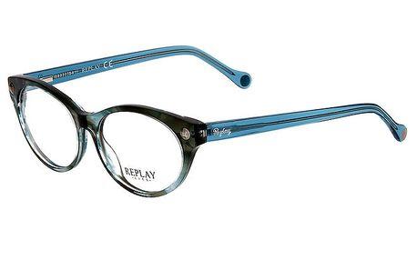 Dámské šedomodré brýle Replay