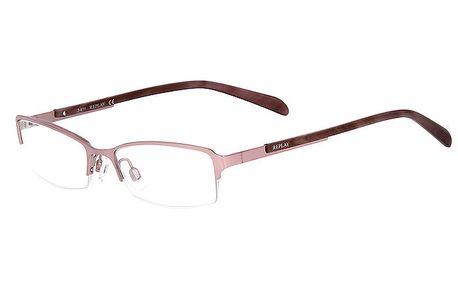 Dámské starorůžové brýle Replay
