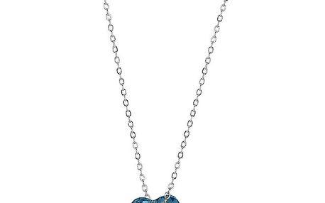 Dámský náhrdelník se srdcem Art de France