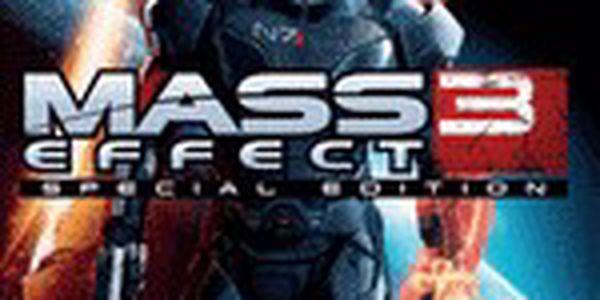 Mass Effect 3: Special Edition (WIIU) - mimozemská rasa Reaperů provádní mohutnou invazi do celé galaxie a nechává za sebou jen zkázu a neštěstí