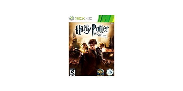 Harry Potter and the Deathly Hallows 2 (XBOX 360)