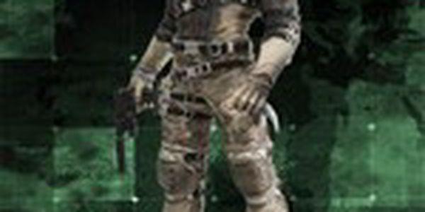 Splinter Cell Blacklist postavička Sama Fishera - ručně malovaná postavička Sama Fishera ze série Tom Clancys Splinter Cell Blacklist
